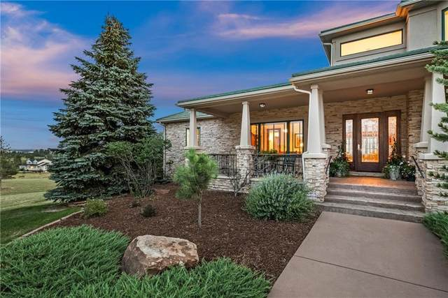 4005 Palmer Ridge Drive, Other, CO 80134 (MLS #S1031313) :: Colorado Real Estate Summit County, LLC