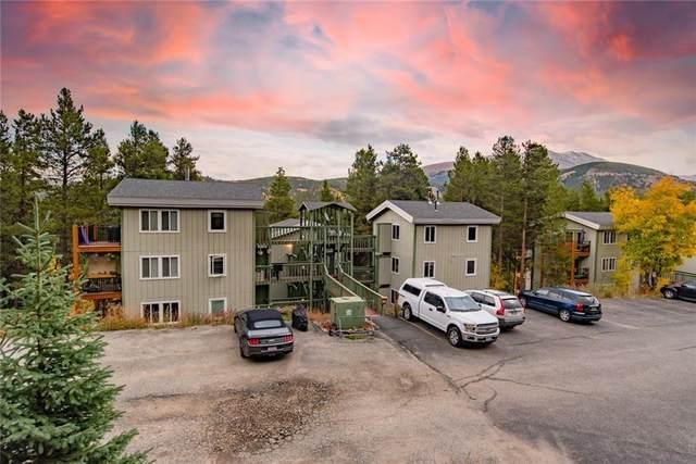 110 Now Colorado Court E-9, Breckenridge, CO 80424 (MLS #S1031329) :: Colorado Real Estate Summit County, LLC