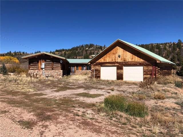 2556 County Road 162, Kremmling, CO 80459 (MLS #S1031331) :: Colorado Real Estate Summit County, LLC