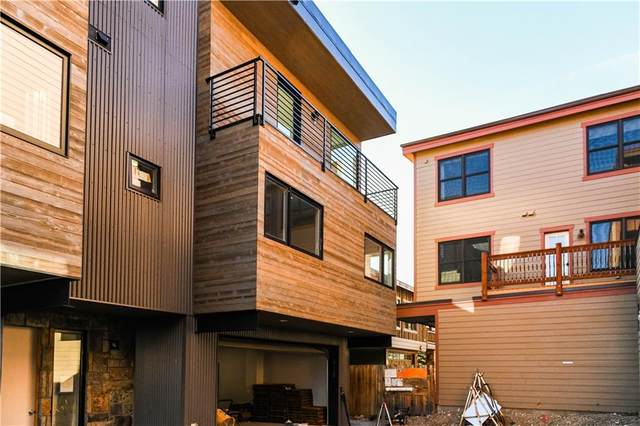 414 Granite Street #414, Frisco, CO 80443 (MLS #S1031335) :: Colorado Real Estate Summit County, LLC
