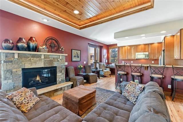 307 Granite Street B, Frisco, CO 80443 (MLS #S1031344) :: Colorado Real Estate Summit County, LLC