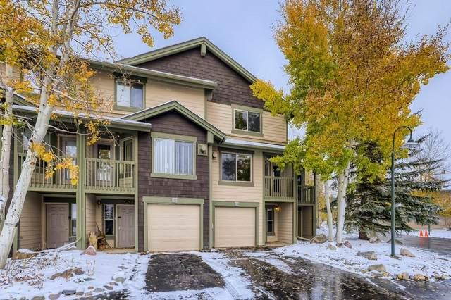 207 Kestrel Lane #207, Silverthorne, CO 80498 (MLS #S1031349) :: Colorado Real Estate Summit County, LLC