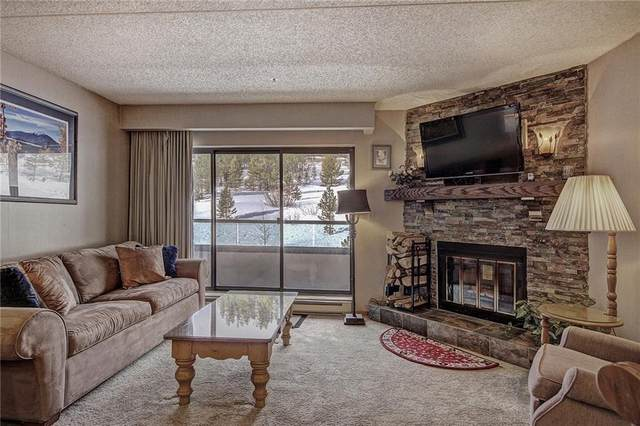 640 Village Road #4308, Breckenridge, CO 80424 (#S1031350) :: Compass Colorado Realty