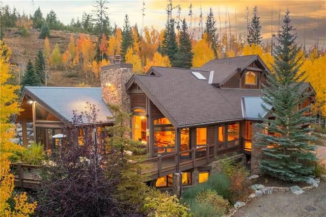 175 Opal Road, Silverthorne, CO 80498 (MLS #S1031351) :: Colorado Real Estate Summit County, LLC