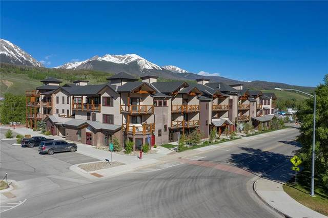 421 Rainbow Drive #24, Silverthorne, CO 80498 (MLS #S1031354) :: Colorado Real Estate Summit County, LLC