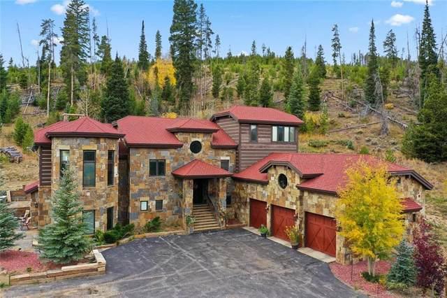 118 Gold Piece Drive, Breckenridge, CO 80424 (MLS #S1031360) :: Colorado Real Estate Summit County, LLC