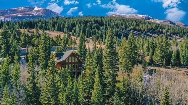 1375 Roberts Road, Alma, CO 80420 (MLS #S1031365) :: Colorado Real Estate Summit County, LLC