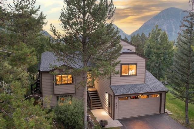 690 Gold Dust Drive, Frisco, CO 80443 (MLS #S1031370) :: Colorado Real Estate Summit County, LLC