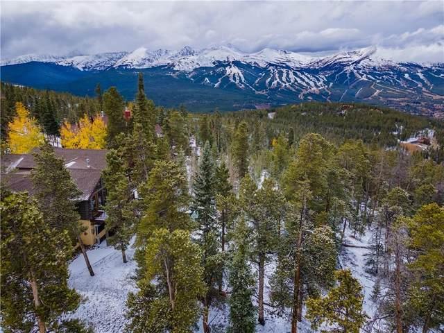 439 N Fuller Placer Road, Breckenridge, CO 80424 (MLS #S1031388) :: Colorado Real Estate Summit County, LLC