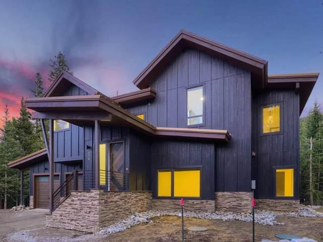 574 Cr 672, Breckenridge, CO 80424 (MLS #S1031395) :: Colorado Real Estate Summit County, LLC