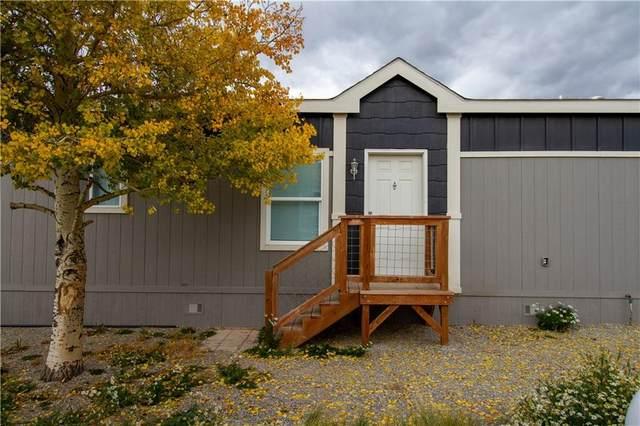 21980 U.S. 285 Highway #3, Fairplay, CO 80440 (MLS #S1031398) :: Colorado Real Estate Summit County, LLC