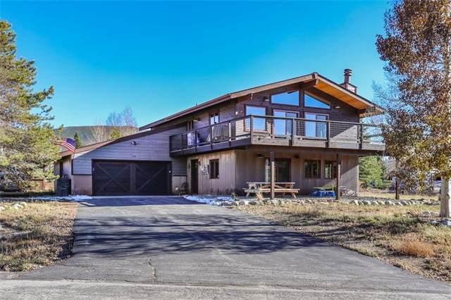 124 Cooper Drive, Dillon, CO 80435 (MLS #S1031405) :: Colorado Real Estate Summit County, LLC