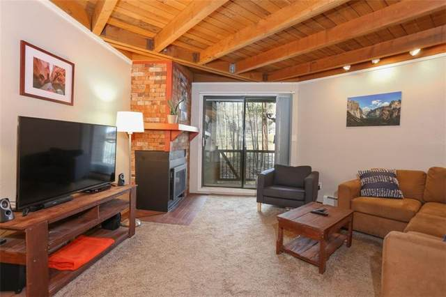 8100 Ryan Gulch Road #107, Silverthorne, CO 80498 (MLS #S1031429) :: Colorado Real Estate Summit County, LLC