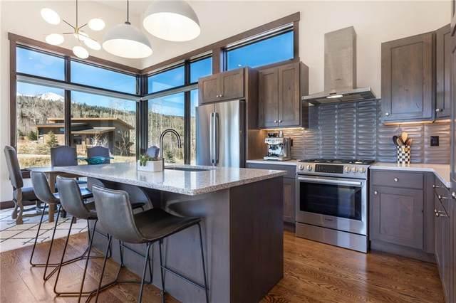 18 Lena Way, Silverthorne, CO 80498 (MLS #S1031439) :: Colorado Real Estate Summit County, LLC
