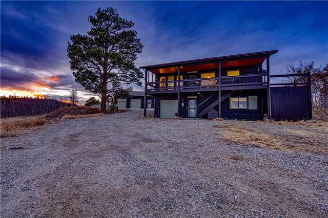 611 Pinto Trail, Como, CO 80432 (MLS #S1031455) :: eXp Realty LLC - Resort eXperts