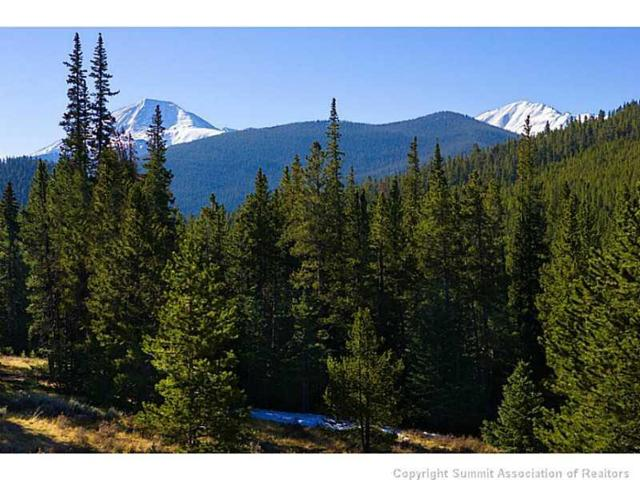 600 Footfalls Ridge Road, Breckenridge, CO 80424 (MLS #S388268) :: Colorado Real Estate Summit County, LLC