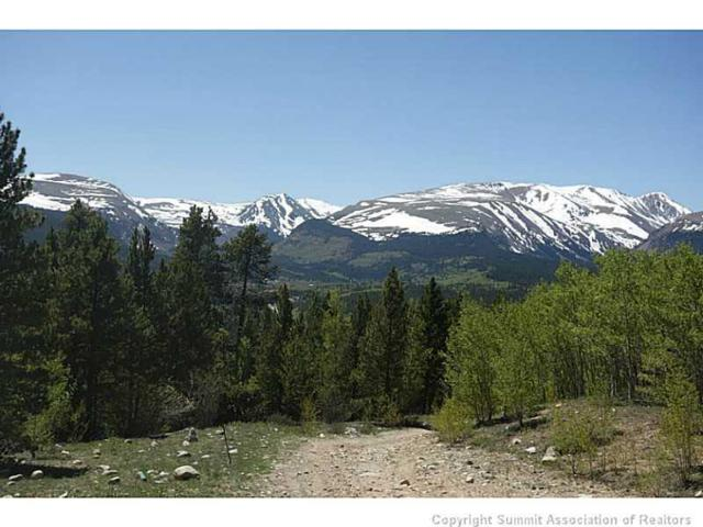 0 Beaver Creek Road, Alma, CO 80420 (MLS #S388537) :: Resort Real Estate Experts