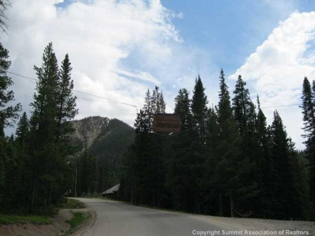 0 Milner Street, Montezuma, CO 80435 (MLS #S392554) :: Colorado Real Estate Summit County, LLC