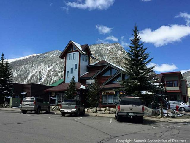 101 Third Avenue Fi-C, Frisco, CO 80443 (MLS #S394827) :: Resort Real Estate Experts