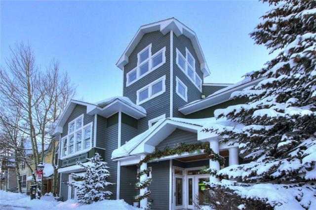 235 S Ridge Street 2-C, Breckenridge, CO 80424 (MLS #S1001697) :: Resort Real Estate Experts
