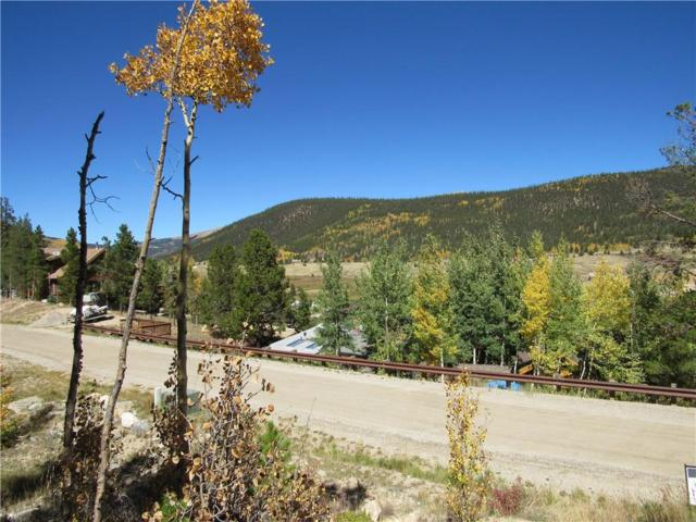 135 Spruce Street, Alma, CO 80420 (MLS #S1003148) :: Colorado Real Estate Summit County, LLC