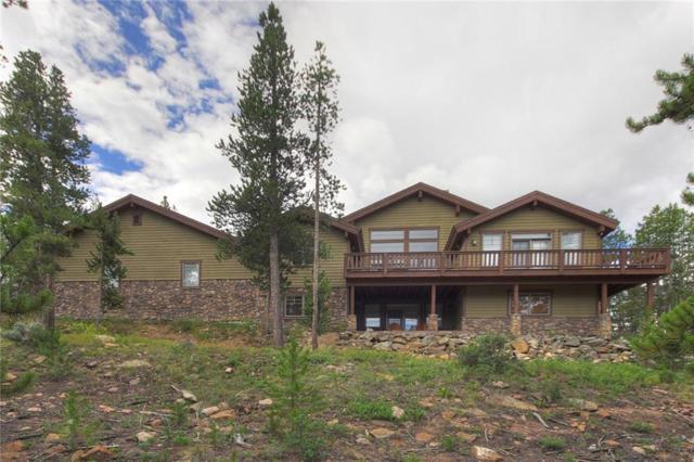 616 Highfield Trail, Breckenridge, CO 80424 (MLS #S1003284) :: Colorado Real Estate Summit County, LLC