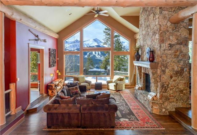 160 Juniata Circle, Breckenridge, CO 80424 (MLS #S1003365) :: Colorado Real Estate Summit County, LLC