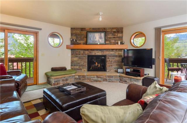 749 Lagoon Drive 3D, Frisco, CO 80443 (MLS #S1003445) :: Colorado Real Estate Summit County, LLC