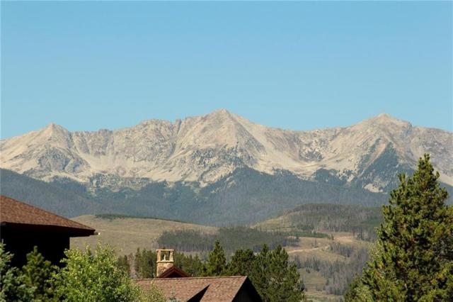 40 Galena Court, Breckenridge, CO 80424 (MLS #S1003729) :: Resort Real Estate Experts