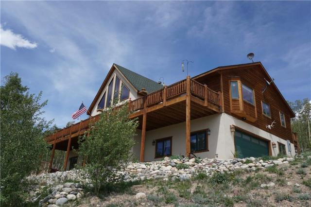 924 Ponderosa Road, Fairplay, CO 80440 (MLS #S1003850) :: The Smits Team Real Estate