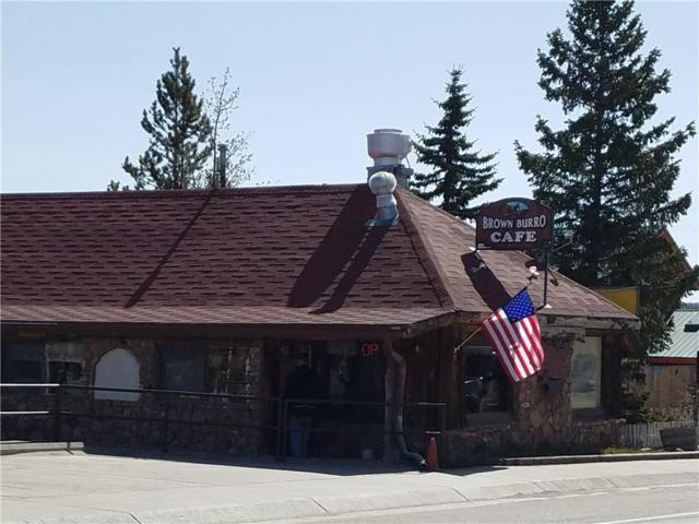 706 Main Street N/A, Fairplay, CO 80440 (MLS #S1004302) :: Resort Real Estate Experts