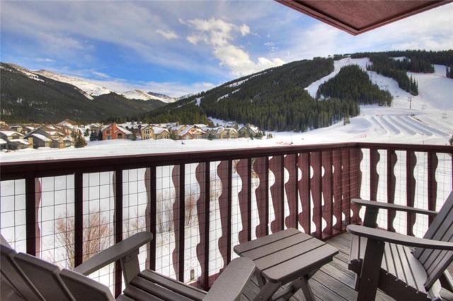 82 Wheeler Circle #315, Copper Mountain, CO 80498 (MLS #S1004917) :: CENTURY 21, The Smits Team