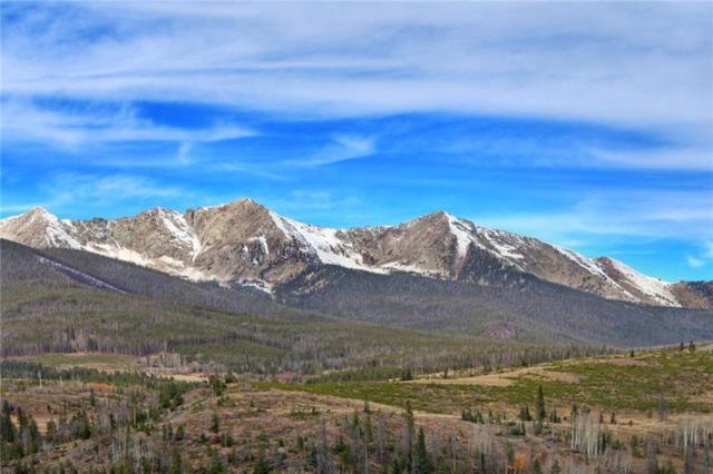 331 Fairview Boulevard, Breckenridge, CO 80424 (MLS #S1004922) :: Colorado Real Estate Summit County, LLC