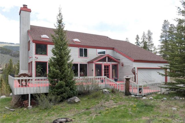 93 Last Chance Lane, Keystone, CO 80435 (MLS #S1005044) :: Colorado Real Estate Summit County, LLC