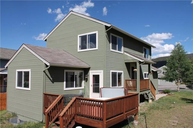 485 Meadow Wood Circle, Dillon, CO 80435 (MLS #S1005585) :: CENTURY 21, The Smits Team