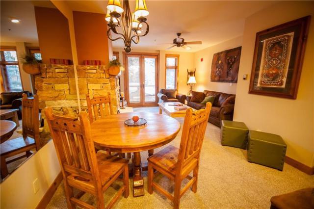 224 Trailhead Drive #3065, Keystone, CO 80435 (MLS #S1005981) :: Colorado Real Estate Summit County, LLC