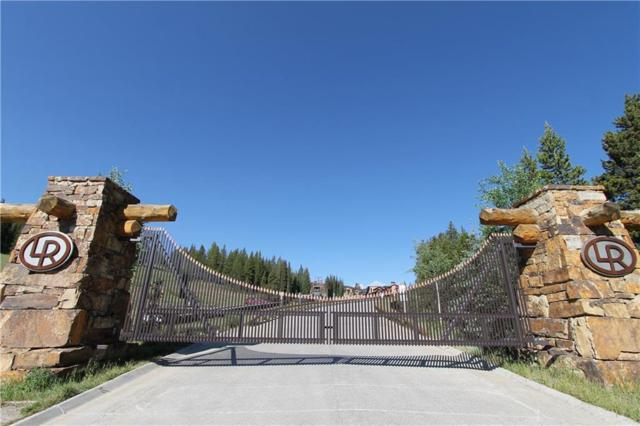 30 Cr1200, Copper Mountain, CO 80443 (MLS #S1006197) :: The Smits Team Real Estate