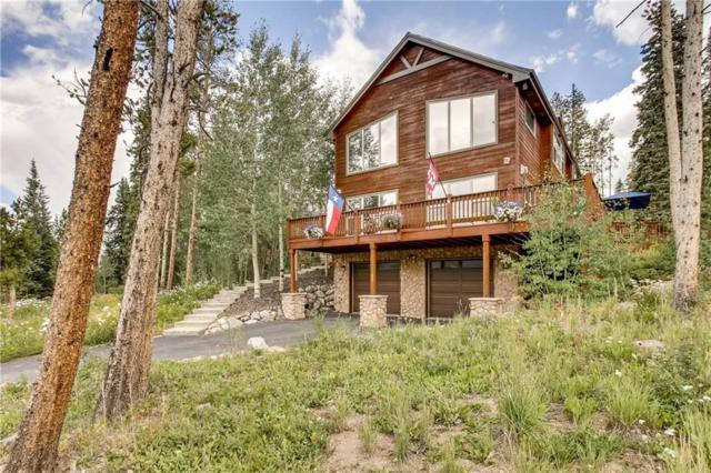 552 Shekel Lane, Breckenridge, CO 80424 (MLS #S1006330) :: The Smits Team Real Estate