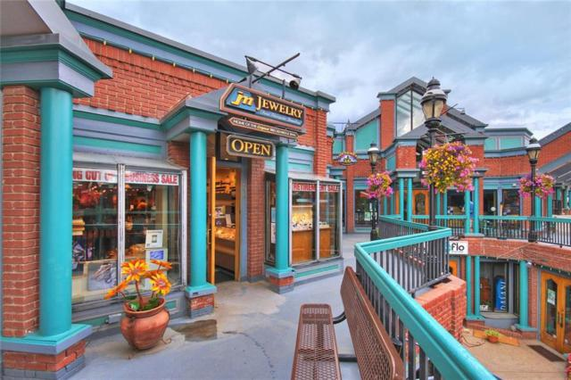 100 N Main Street N #202, Breckenridge, CO 80424 (MLS #S1006475) :: Resort Real Estate Experts