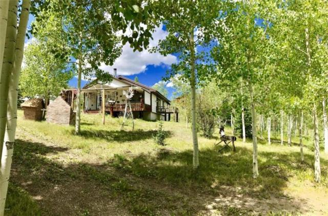 3089 Gcr 2415, Kremmling, CO 80459 (MLS #S1006485) :: Colorado Real Estate Summit County, LLC