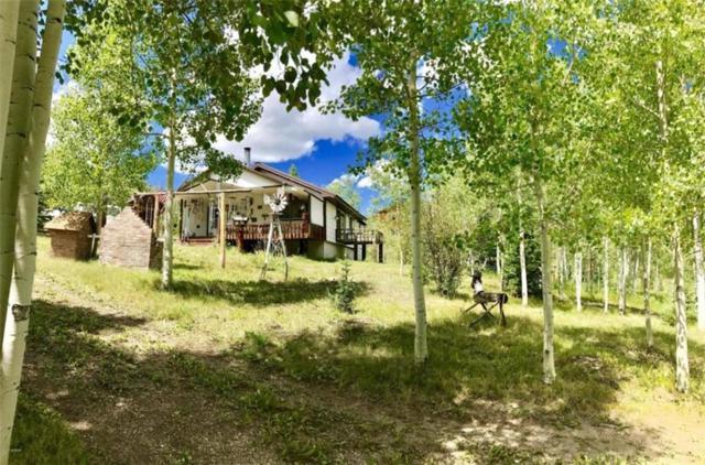 3089 Gcr 2415, Kremmling, CO 80459 (MLS #S1006485) :: Resort Real Estate Experts