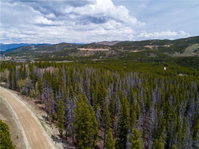367 Gold King Way, Breckenridge, CO 80424 (MLS #S1006690) :: Colorado Real Estate Summit County, LLC