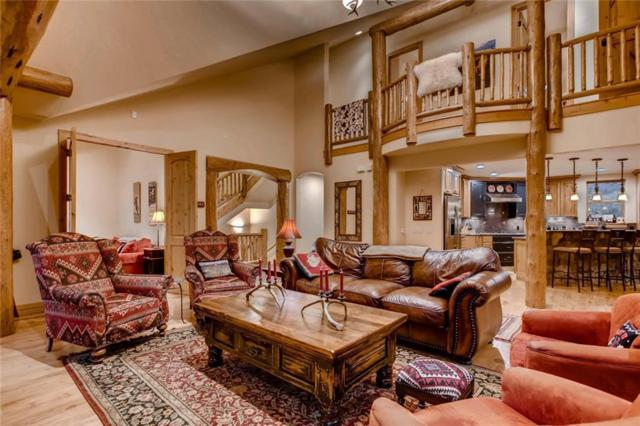 115 Rose Crown Circle, Frisco, CO 80443 (MLS #S1006802) :: The Smits Team Real Estate