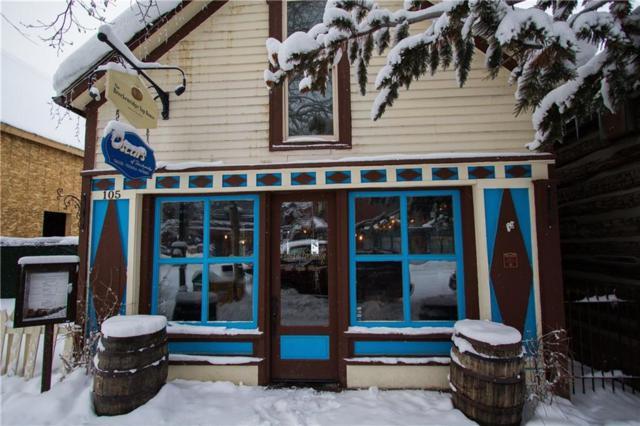 105 N Main Street N #23, Breckenridge, CO 80424 (MLS #S1006815) :: Colorado Real Estate Summit County, LLC