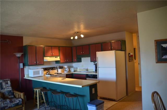 0675 Straight Creek Drive #306, Dillon, CO 80435 (MLS #S1006969) :: The Smits Team Real Estate