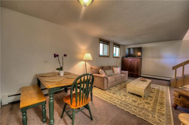 911 Fairview Boulevard #27, Breckenridge, CO 80424 (MLS #S1007143) :: The Smits Team Real Estate