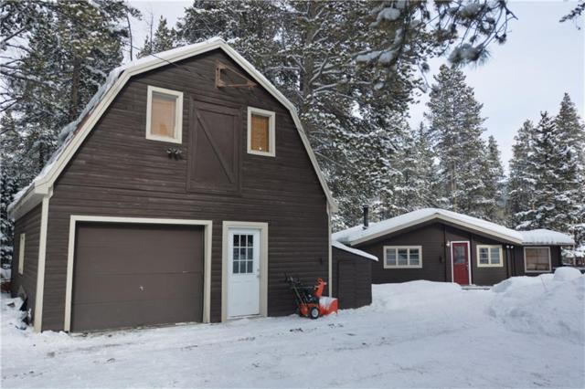 5780 State Hwy 9, Blue River, CO 80424 (MLS #S1007648) :: Colorado Real Estate Summit County, LLC