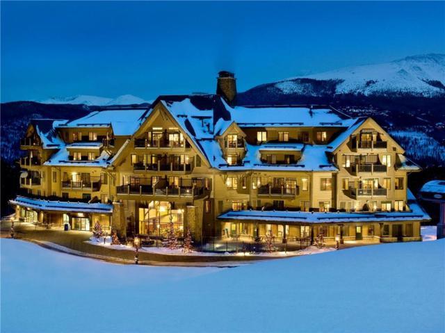 1891 Ski Hill Road #7000, Breckenridge, CO 80424 (MLS #S1007752) :: Resort Real Estate Experts