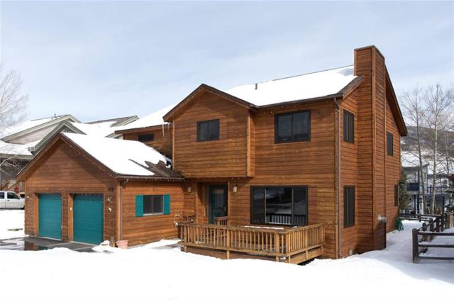 582 W Coyote Drive W, Silverthorne, CO 80498 (MLS #S1007858) :: Resort Real Estate Experts