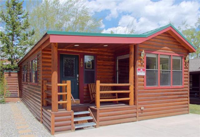 85 Revett Drive #100, Breckenridge, CO 80424 (MLS #S1007868) :: Resort Real Estate Experts